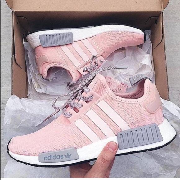 Pink Adidas Nmd R1 Flash Sales Www Foundationschoolpatna Com